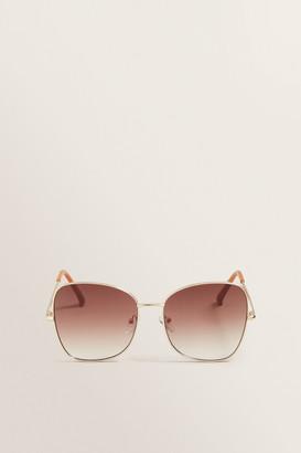 Seed Heritage Imogen Metal Sunglasses