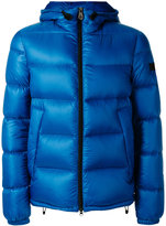 Peuterey hooded down jacket - men - Feather Down/Polyamide - L