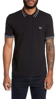 Fred Perry Men's Tramline Tipped Polo