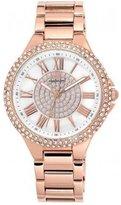 JLO by Jennifer Lopez JL-2892WMRG women's quartz wristwatch