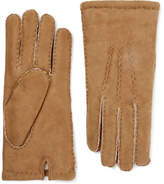 Dents York Shearling Gloves - Tan
