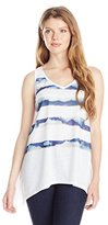 DKNY Women's Seascape Stripe Tank