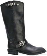 Golden Goose Deluxe Brand buckled boots - women - Leather - 36
