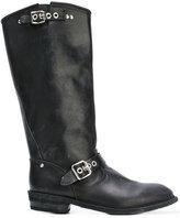 Golden Goose Deluxe Brand buckled boots