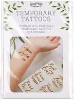 Oasis Team Bride Temporary Tattoos
