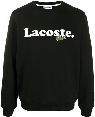 Lacoste Logo-Print Cotton Sweatshirt