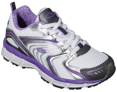 Girl's C9 by Champion® Succeed Running Shoes - White