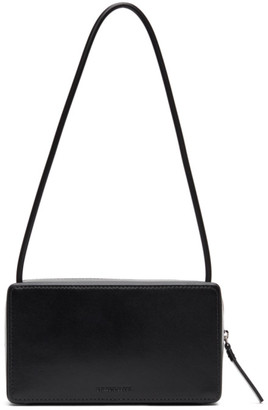 Building Block Black Brick Bag