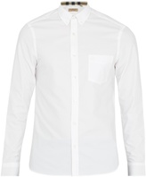Burberry Reagan single-cuff cotton shirt