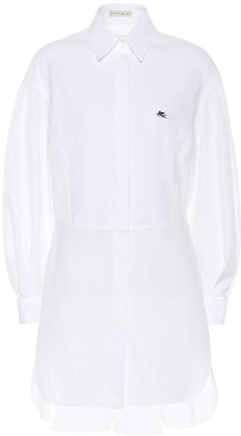 Etro Cotton shirt dress