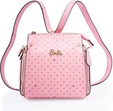 Barbie Fashion Girls Women PU Leather Handbag Shoulder Bag Backpack BBFB241.01A