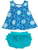 Infant Girl's Masalababy Boogie Top & Bloomers Set