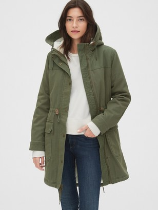 Gap Utility Parka Jacket