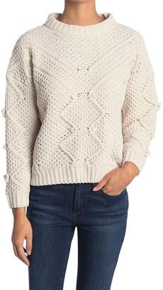 Cliche Chenile Popcorn Sweater