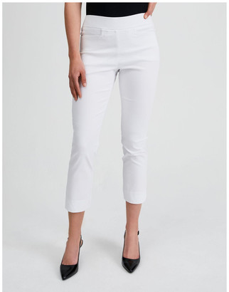 Regatta Essential Stretch Crop Pant in Blanc White