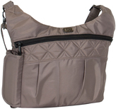 Lug Walnut Brown Swing Crossbody Bag