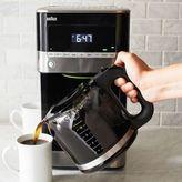 Braun BrewSense Stainless Steel 12-Cup Coffee Maker