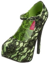 Pleaser USA Bordello By Women's Teeze-07L Platform Pump