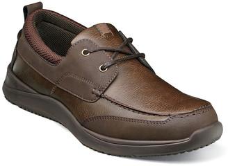 Nunn Bush Conway Moc Toe Boat Shoe