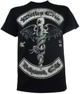 Global Motley Crue - Feelgood Hollywood Mens T-shirt, Size:, Color: See Picture