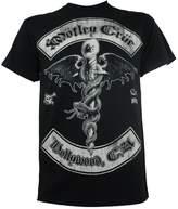 Global Motley Crue Mens Dr. Feelgood Hollywood T-Shirt XL