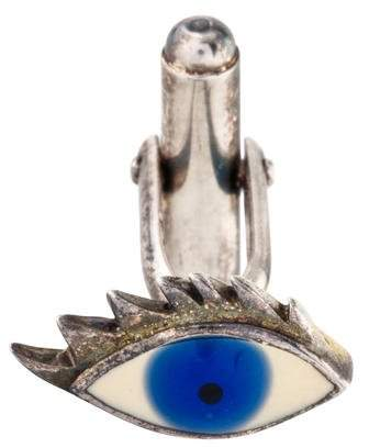 Delfina Delettrez Piercing Eye Cufflink