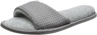 Dearfoams Women's Slide Open Back Slippers
