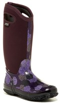 Bogs Classic Rosey Tall Waterproof Rain Boot