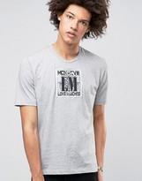 Love Moschino Woven Logo T-Shirt
