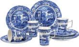 Spode Dinnerware, Blue Italian 12-Piece Set, Service for 4
