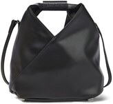 Thumbnail for your product : MM6 MAISON MARGIELA New Japanese Mini faux leather tote