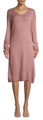 Freya Caara Long-Sleeve Sweater Dress