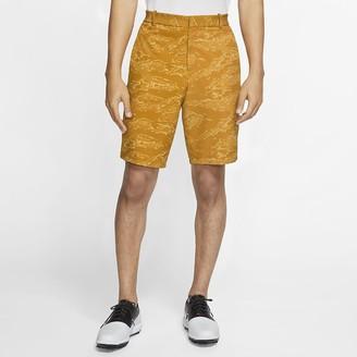 Nike Mens Camo Golf Shorts Flex