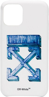 Off-White logo iPhone 11 Pro case
