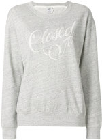 Closed classic knitted sweater - women - Cotton - XS