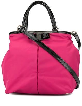 Salvatore Ferragamo Pre Owned Vara Bow 2way bag