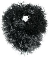 Ann Demeulemeester fur scarf