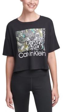 Calvin Klein Logo Graphic T-Shirt