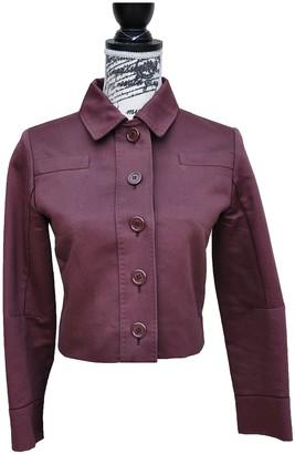 Louis Vuitton Brown Cotton Jackets