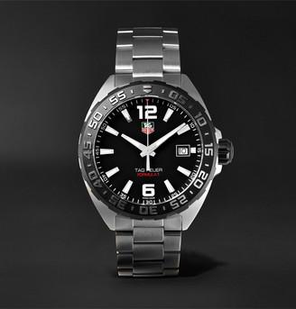 Tag Heuer Formula 1 41mm Stainless Steel Watch, Ref. No. Waz1110.ba0875