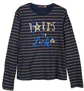 Catimini Girl's TS ml Patche T-Shirt