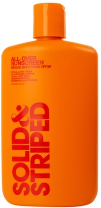 Solid & Striped Travel-Size All-Over Sunscreen Broad Spectrum SPF 30