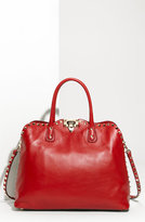 'Rockstud' Dome Handbag