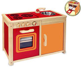 I'm Toy NEW I'm Toy Oven and Cupboard Sink Unit
