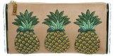 Edie Parker Jumbo Lara Pineapples Clutch w/ Tags