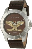 Android Men's AD812ABN Bald Eagle Automatic Dial Watch