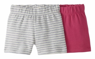 Moon and Back by Hanna Andersson Baby 2 Pk Shorts
