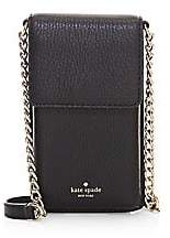 Kate Spade Women's North South Leather Crossbody Bag