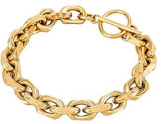 Ellie Vail Maddox Toggle Chain Bracelet