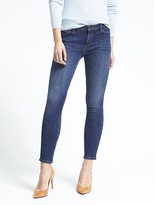 Banana Republic Zero Gravity Medium Wash High-Rise Skinny Jean